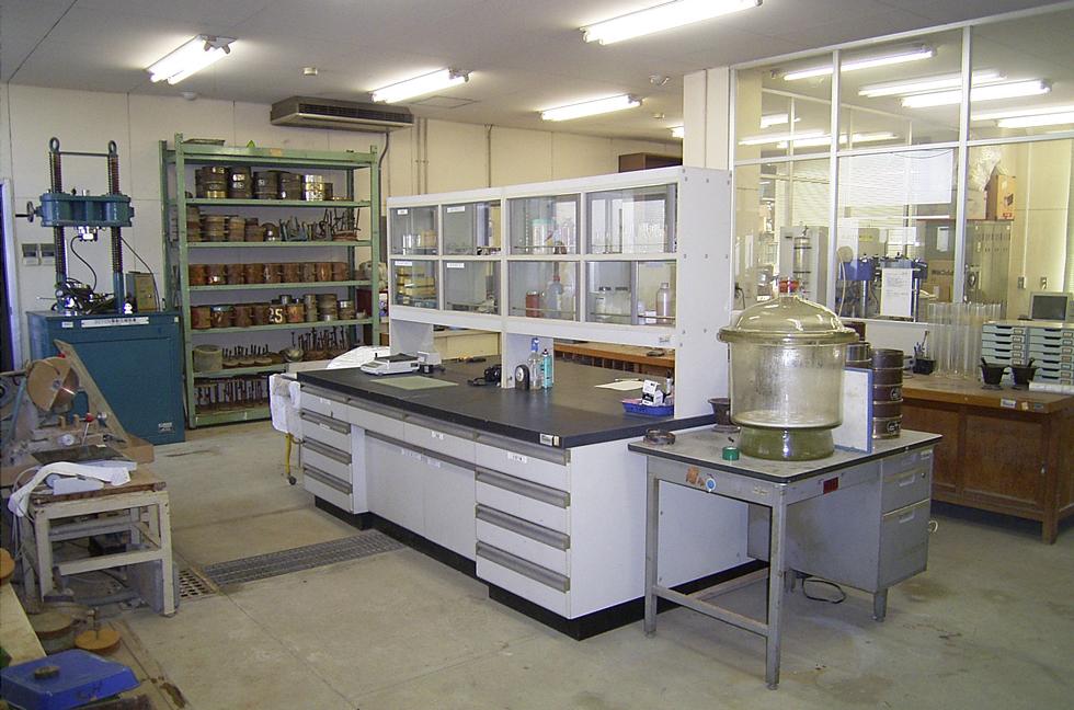 室内試験室2